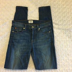 Hudson Skinny Jeans - EUC - 25